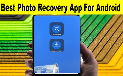 Best Photo Recovery app for android